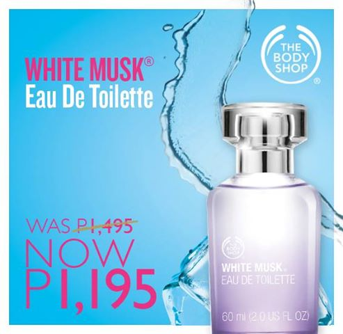 The Body Shop: All Time Fave SALE | White Musk