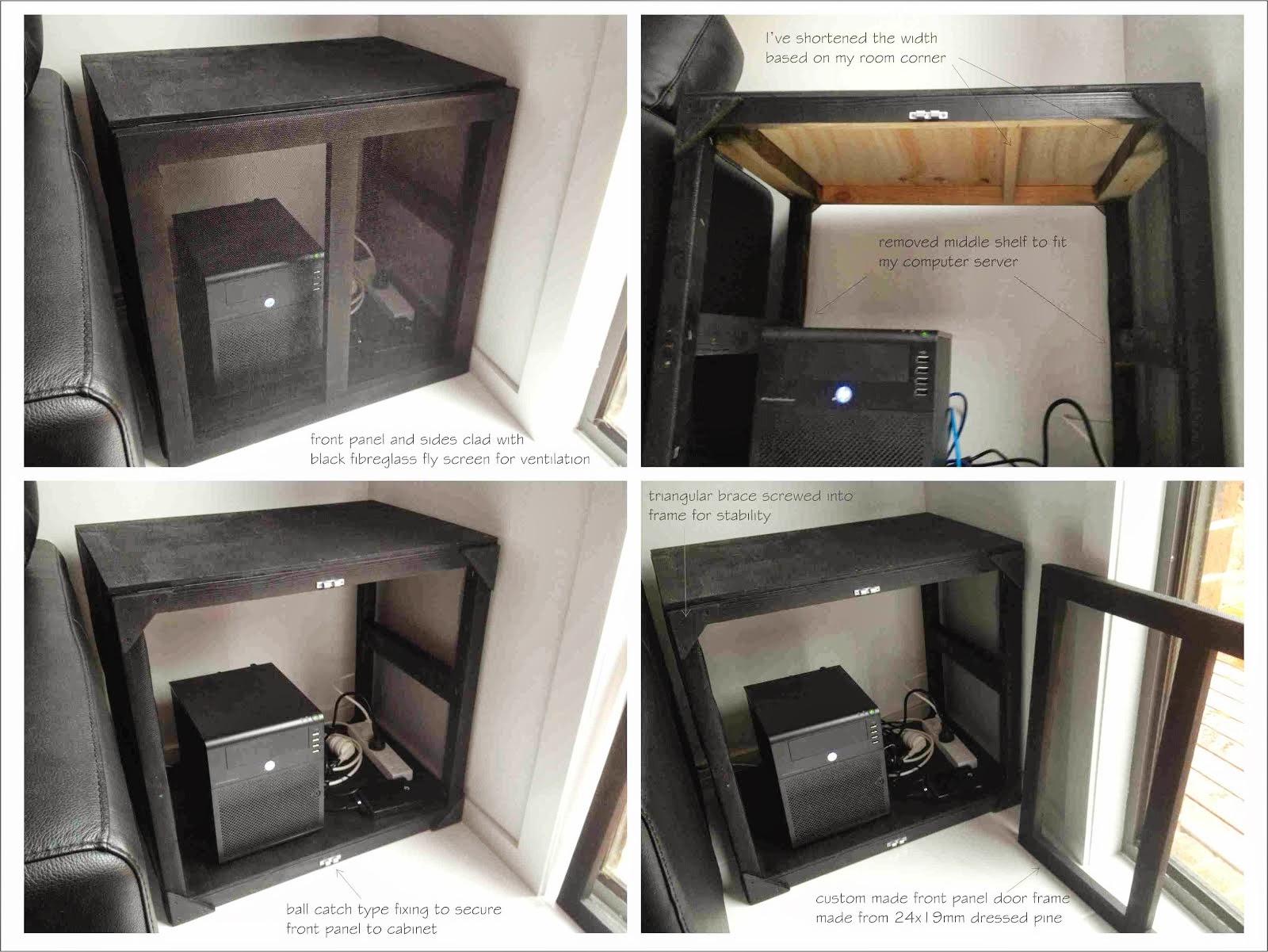 Vestby Server Cabinet - IKEA Hackers - IKEA Hackers