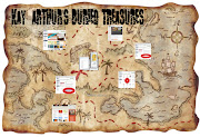 So, I have provided a true treasure map below :)