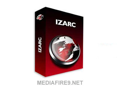 IZArc v4.1.6 + KeyGEN - File Compression Software - Mediafire Download