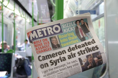 Metro de Londres. Blog Esteban Capdevila
