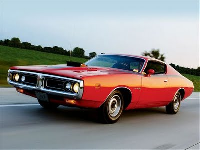 SPORTS CARS: 71 dodge charger