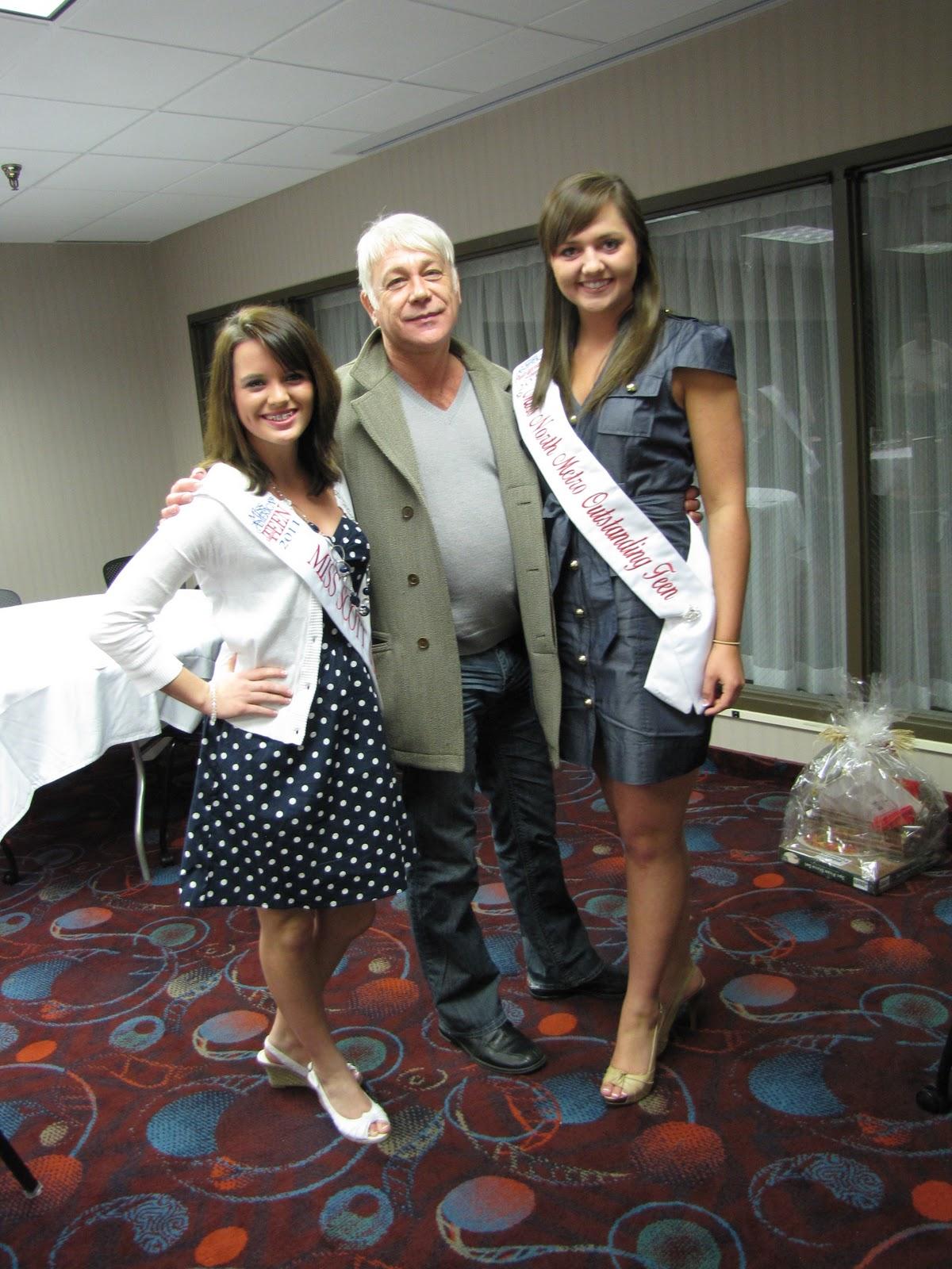 Jeanette Morelan of Racine, Miss America's Outstanding Teen, ...
