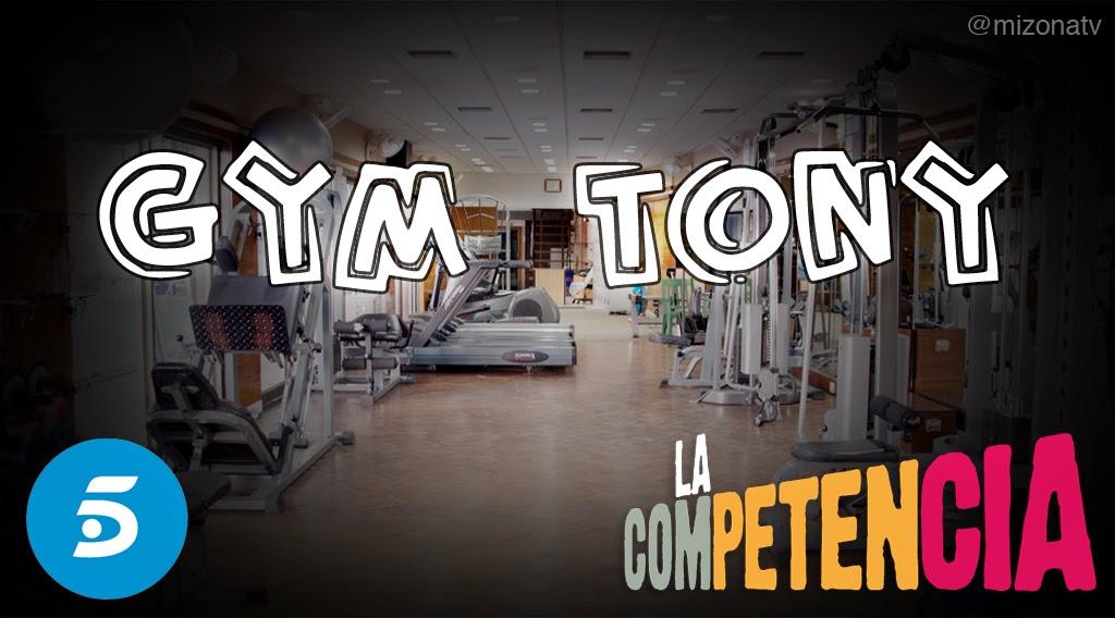 Mediaset y La Competencia preparan la nueva serie Gym Tony