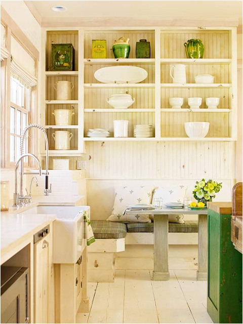 Cottage Kitchen Ideas | Design Inspiration of Interior,room,and ...