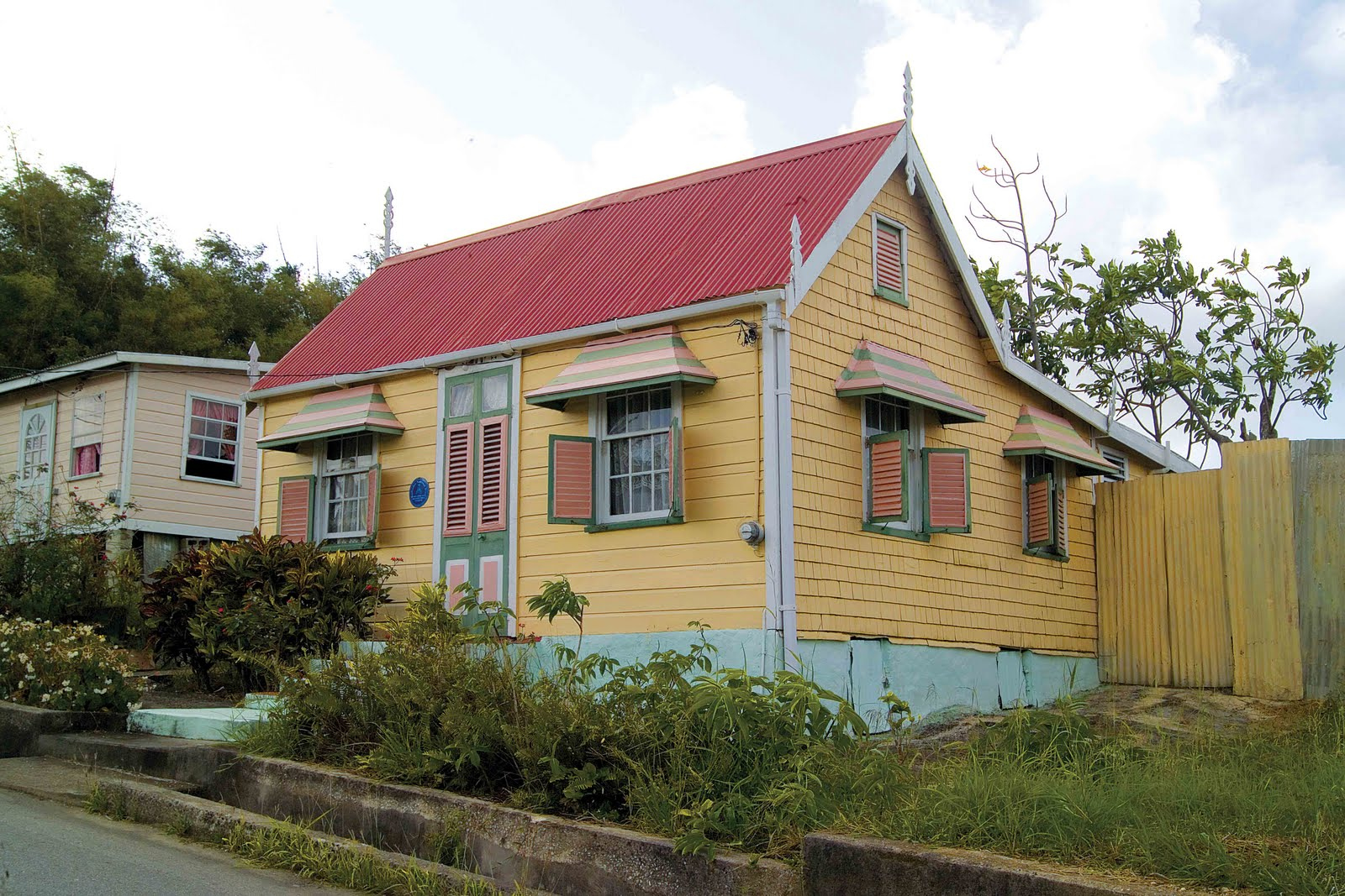 Download this Chattel Houses picture