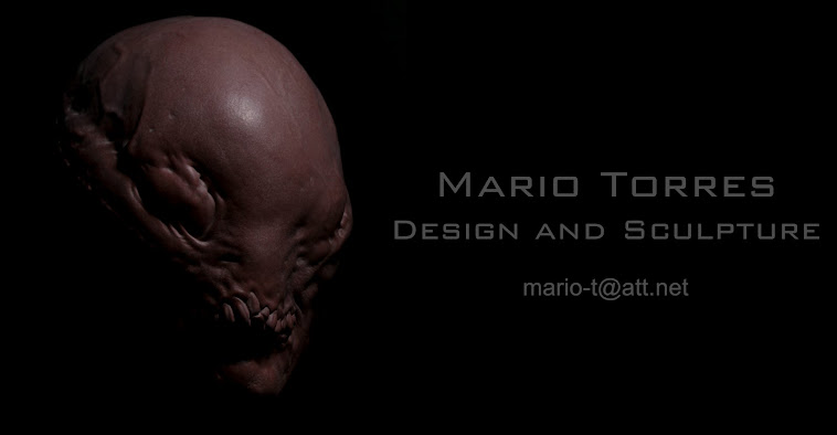 Mario Torres Design and Sculpture