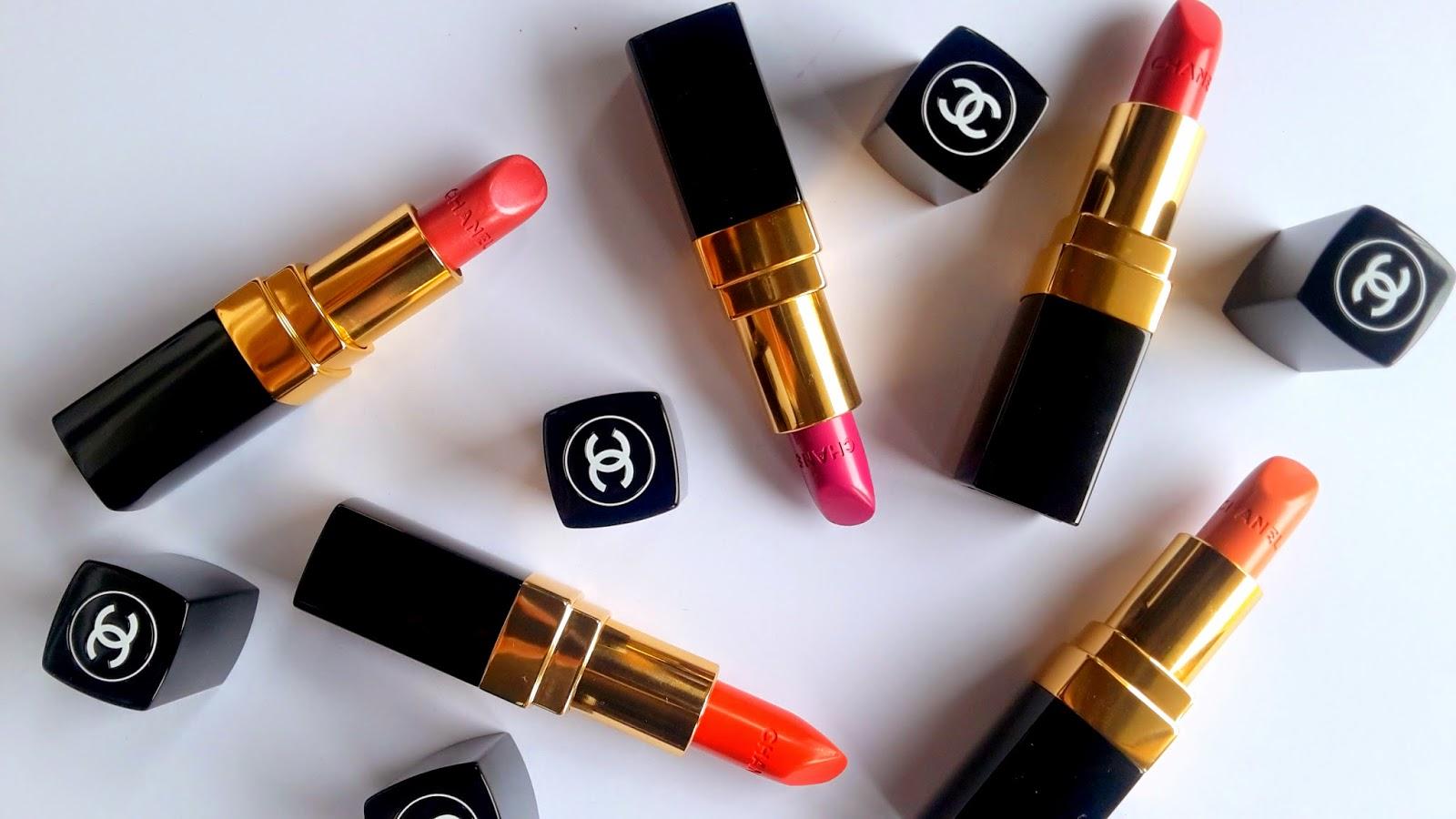 rouge coco chanel lipstick rossetto