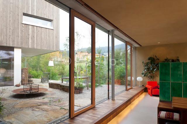 Haus ReSi - Arch. Siegfried Meinhart - Foto Andrew Phelps