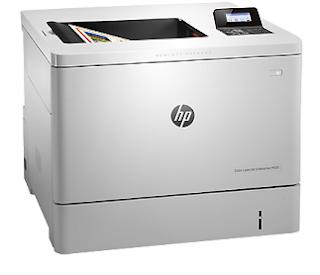 Free download driver for Printer HP LaserJet M553n