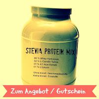 Eiweißpulver mit Stevia kaufen