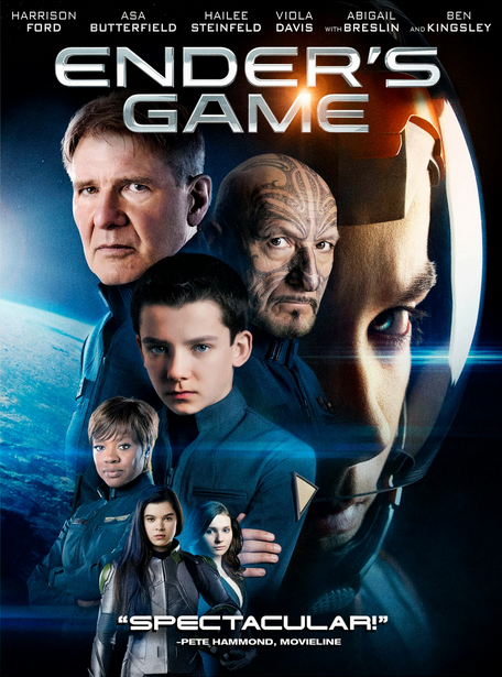 Filme Enders Game O Jogo do Exterminador Dublado AVI BDRip