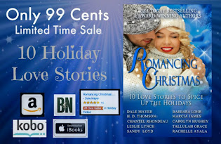 Get the #1 Holiday Fiction Seller now!