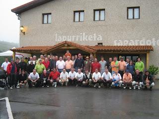 Foto jugadors participants VII Interclubs Agepp a Dima al 2011
