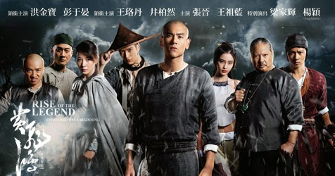 Rise of the Legend (2014) BluRay Subtitle Indonesia