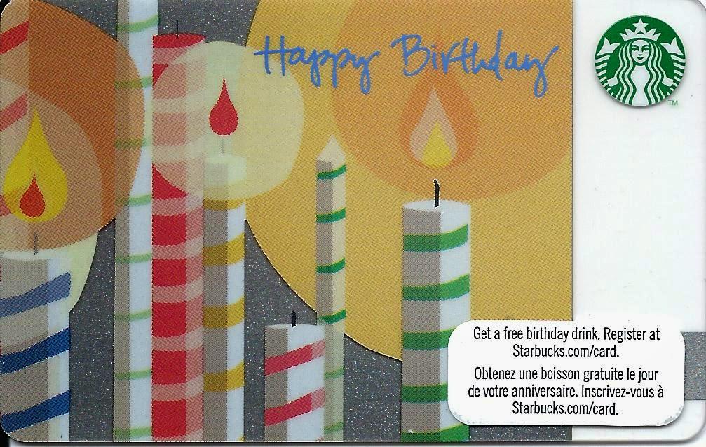 STARBUCKS CARDS SPECIAL EDITION 31B