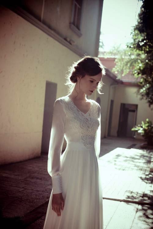 2014 glamorous wedding dresses ideas by Flora