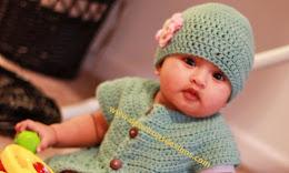 Free Pattern: Baby Set