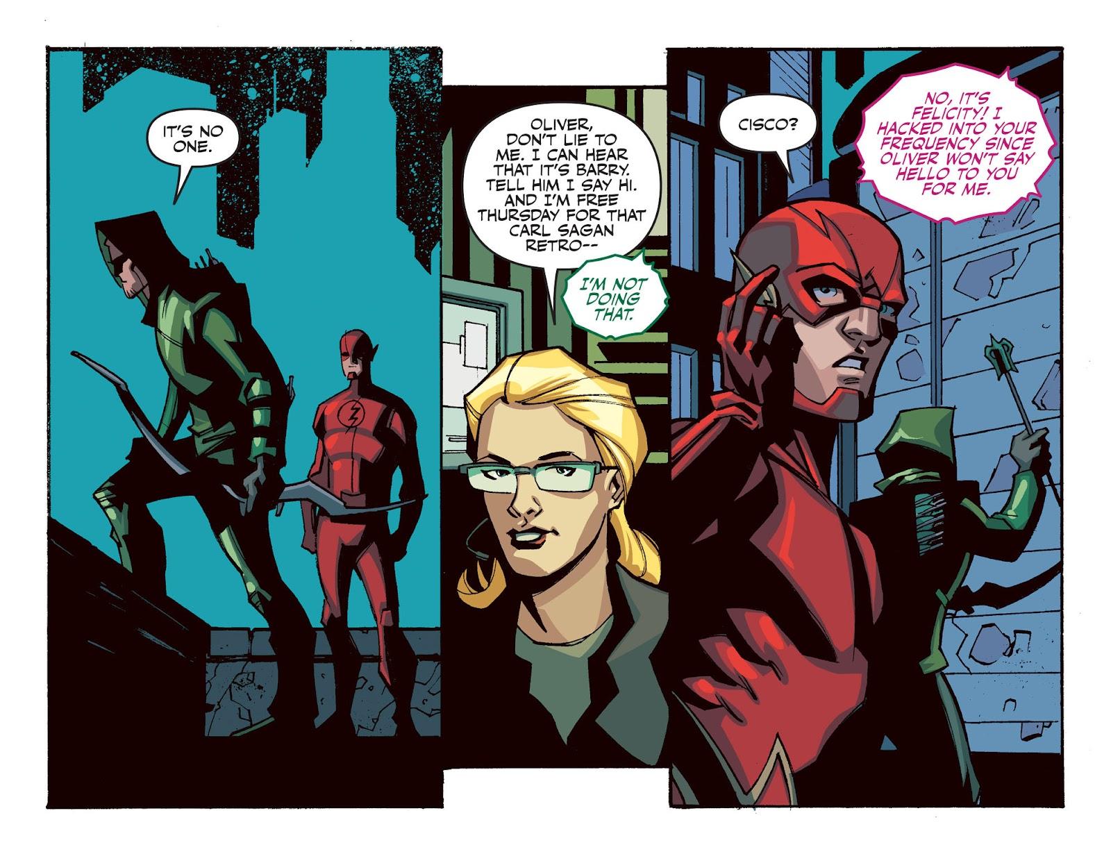 The Flash: Season Zero [I] Issue #15 #15 - English 11