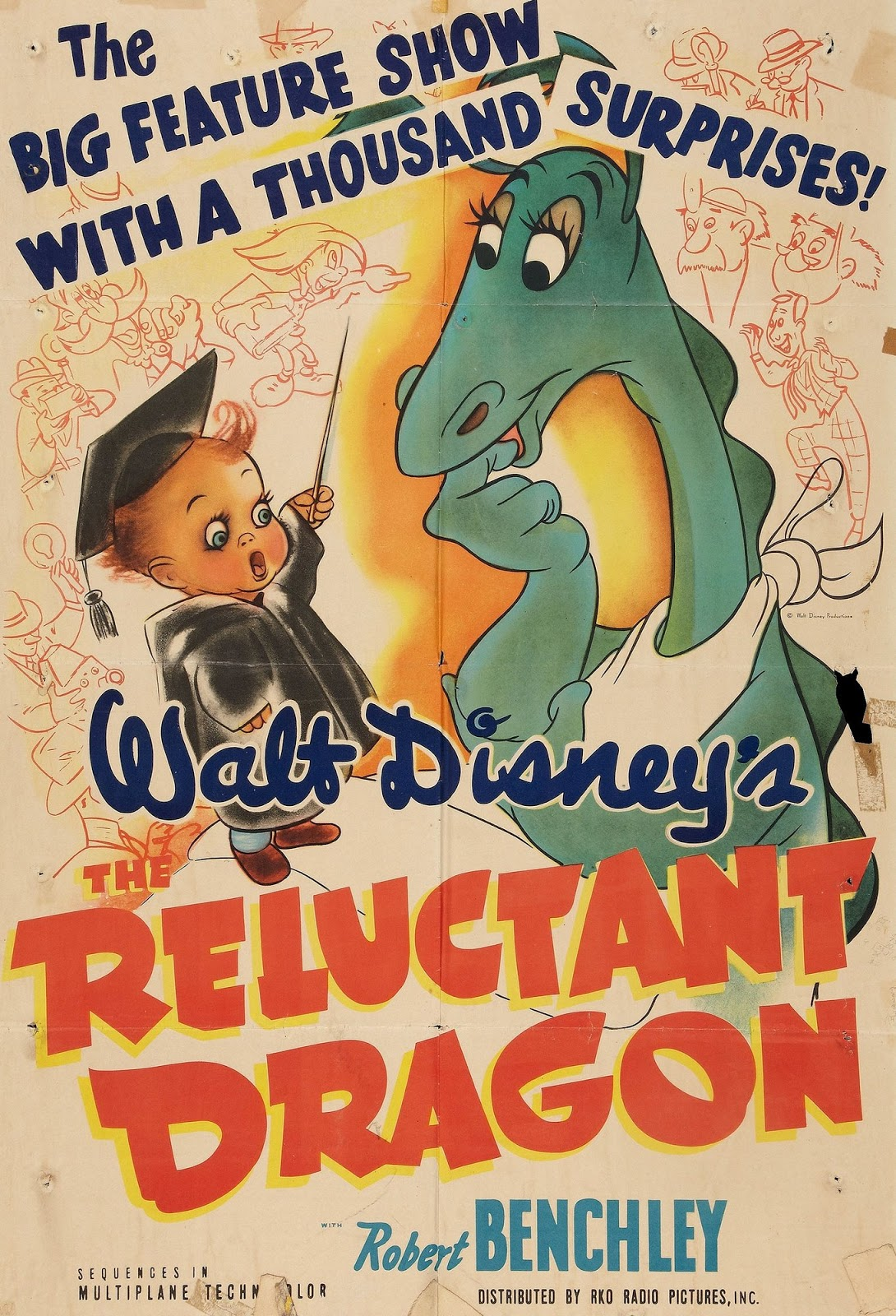 Reluctant Dragon The 1941 A March Through Film History