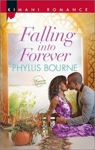 Falling into Forever <br> Phyllis Bourne <br> Buy Now