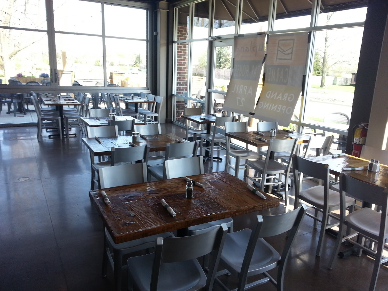 indianabeer: indiana beer news: upland opens carmel tap/restaurant