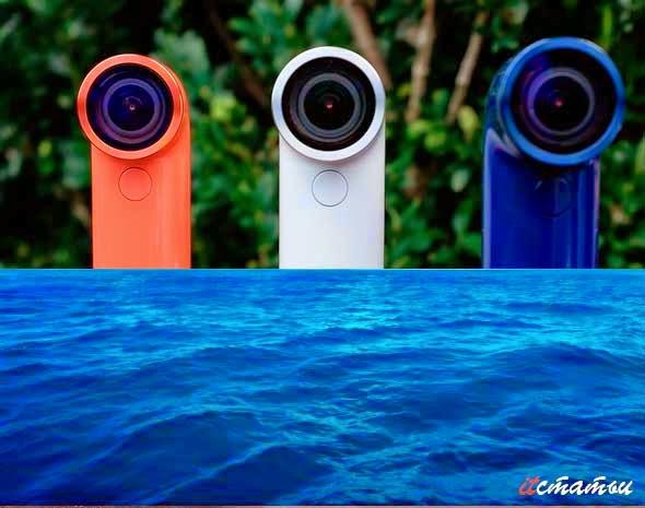 re camera htc