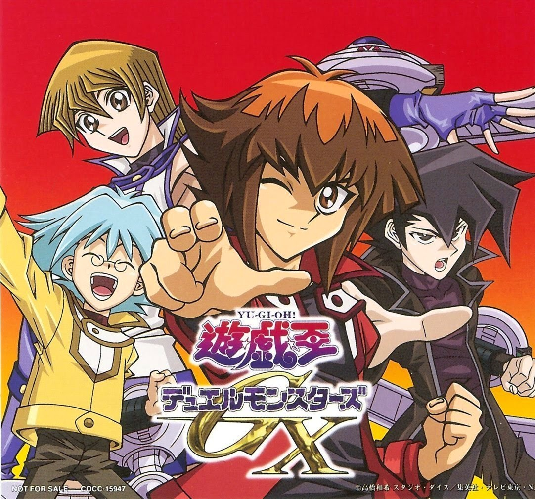 Yu-Gi-Oh! GX Subtitle Indonesia Episode 001-180 (MKV-480P)