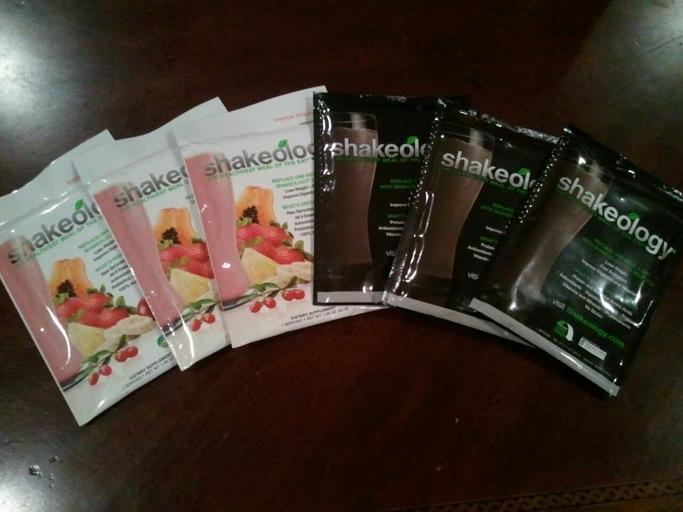 Shakeology Samples – Try it before you Buy it