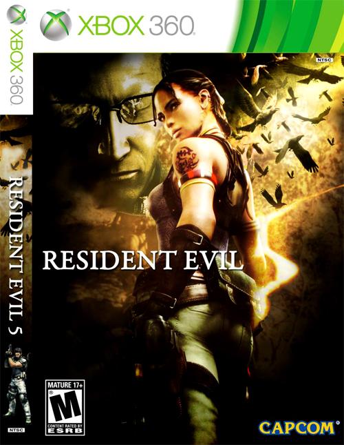 Mago Games Detonados: Resident Evil 5 Gold Edition - detonado