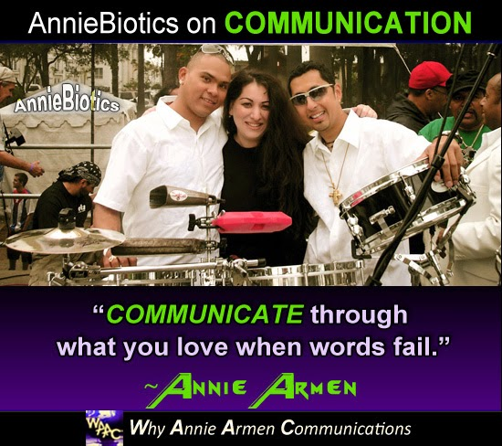 Communication Quotes in Business | WhyAnnieArmen.com