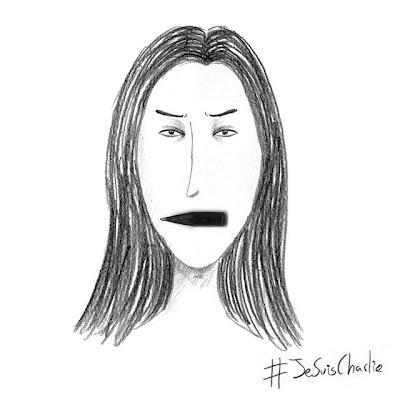 Mar Villar - #JeSuisCharlie