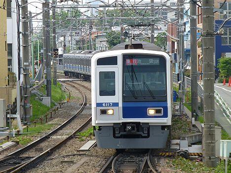 東急東横線 急行 池袋行き 西武6000系