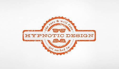 Logótipos Vintage - Hipnotic Design - jgarnerdesign