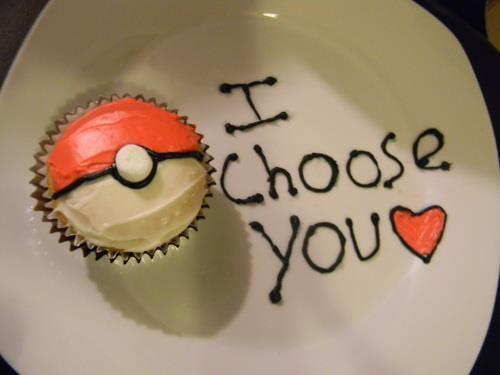 cupcake cute love pokemon