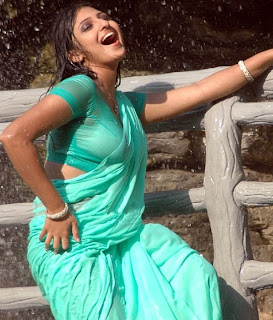 Hot Actress Monica Dance In Rain