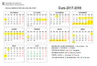 CALENDARI 17-18