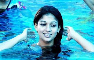Nayanthara's Bathing Video Leaked !