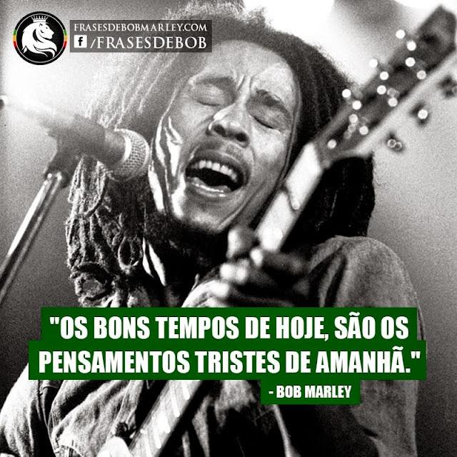 Melhores Mensagens de Bob Marley Regaee