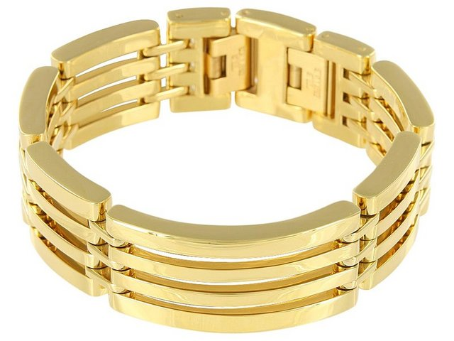 Gold Bracelets For Men Indian Jewellery Online