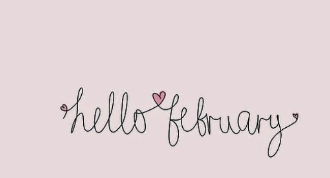 Happy February! | The Everyday Grace