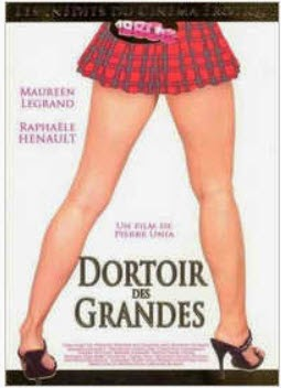 College Dormitory (1984) Dortoir des Grandes