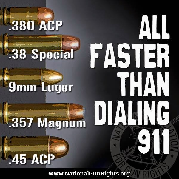 NRA%2BFaster%2Bthan%2B911 tenacious muse silly nra memes and myths of self defense