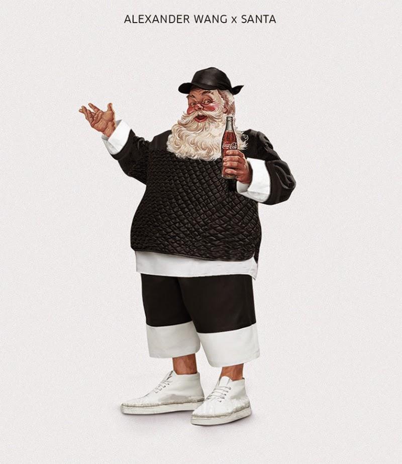 Designer x Santa