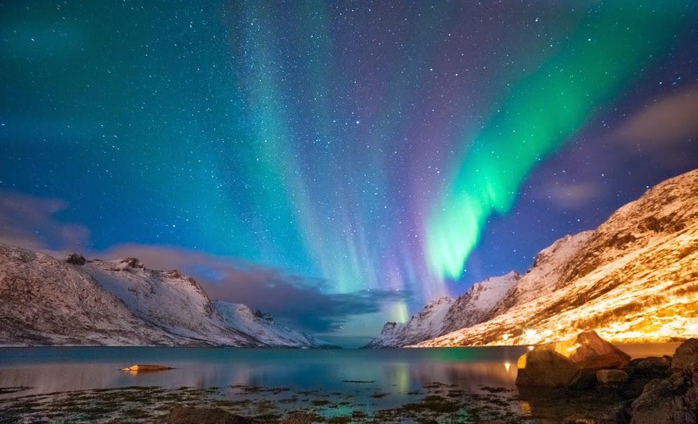 Aurora borealis - czyli o co nam tak właściwie chodzi?