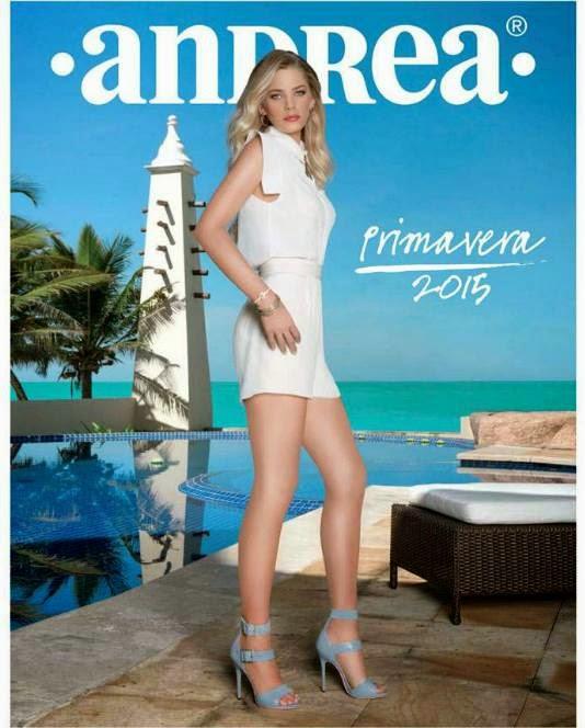 Andrea Sandalia Primavera 2015