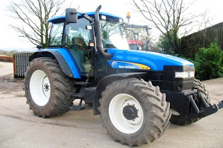 Tractor New Holland TM 130 1 729342 Tractoare New Holland TM130 second hand de vanzare 130CP An 2006