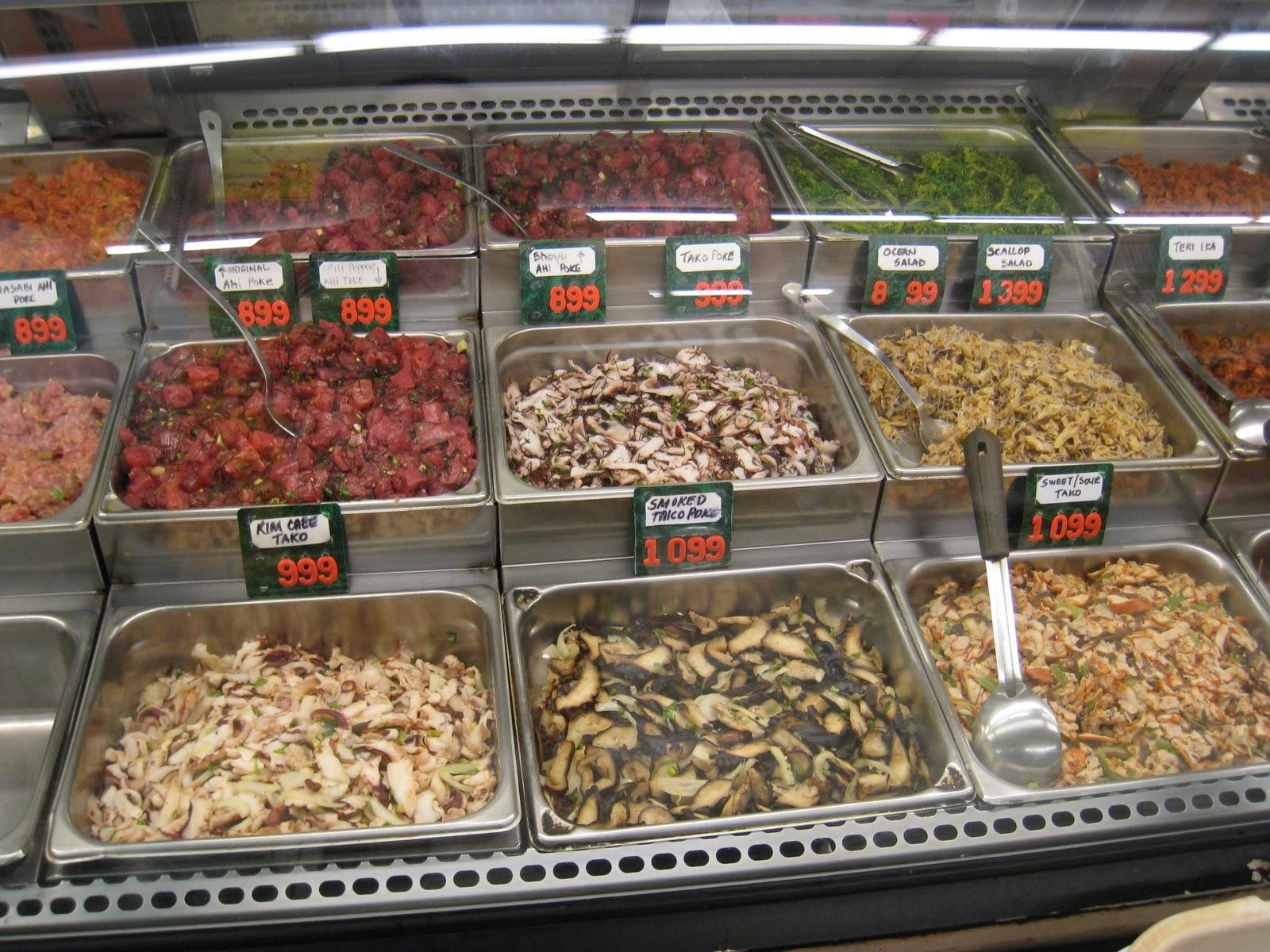 Tasty Travels... food talks, I listen: Ishihara Market (Waimea, Kauai, Hawaii)