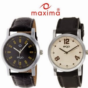 Snapdeal : Buy Maxima watches And get 90% off from Rs. 272 – buytoearn