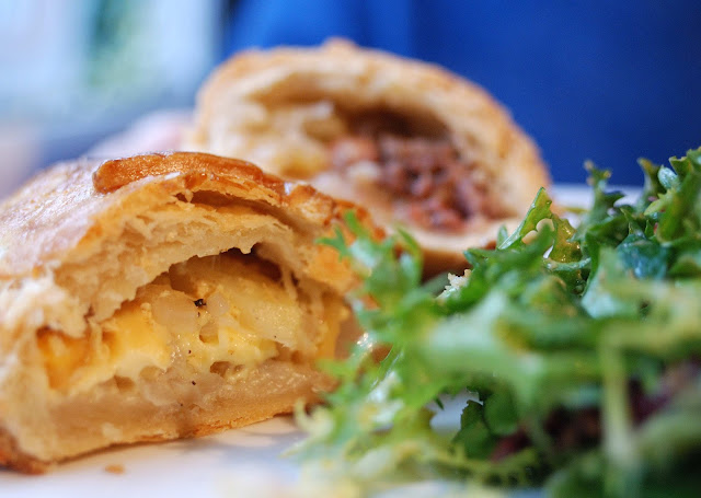 recette traditionnelle anglaise cornish pastie